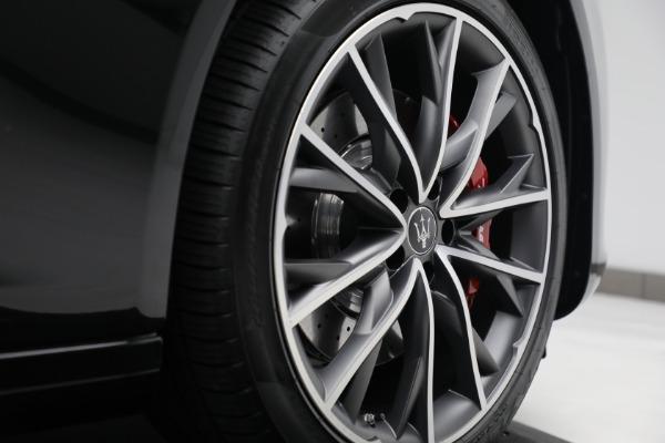 New 2021 Maserati Quattroporte S Q4 for sale $119,589 at Alfa Romeo of Westport in Westport CT 06880 16