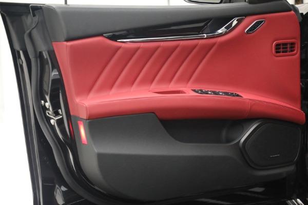 New 2021 Maserati Quattroporte S Q4 for sale $119,589 at Alfa Romeo of Westport in Westport CT 06880 17