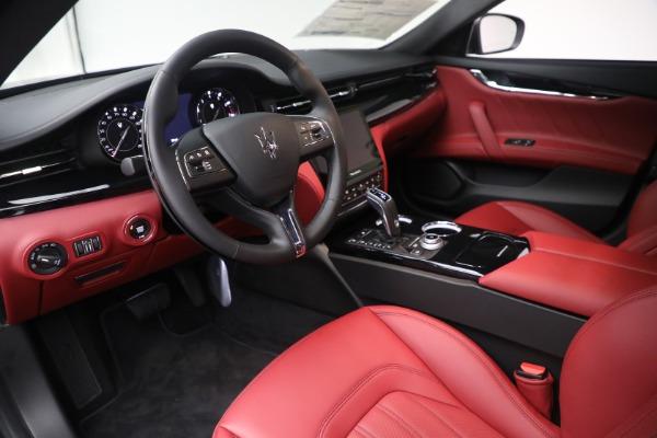 New 2021 Maserati Quattroporte S Q4 for sale $119,589 at Alfa Romeo of Westport in Westport CT 06880 18