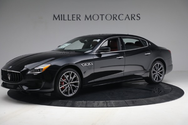 New 2021 Maserati Quattroporte S Q4 for sale $119,589 at Alfa Romeo of Westport in Westport CT 06880 2