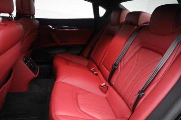 New 2021 Maserati Quattroporte S Q4 for sale $119,589 at Alfa Romeo of Westport in Westport CT 06880 28