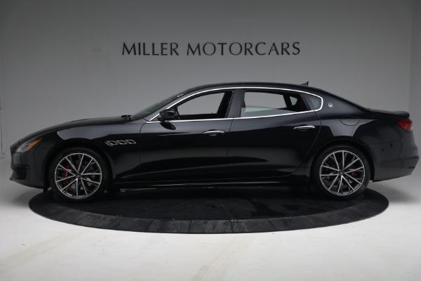 New 2021 Maserati Quattroporte S Q4 for sale $119,589 at Alfa Romeo of Westport in Westport CT 06880 3