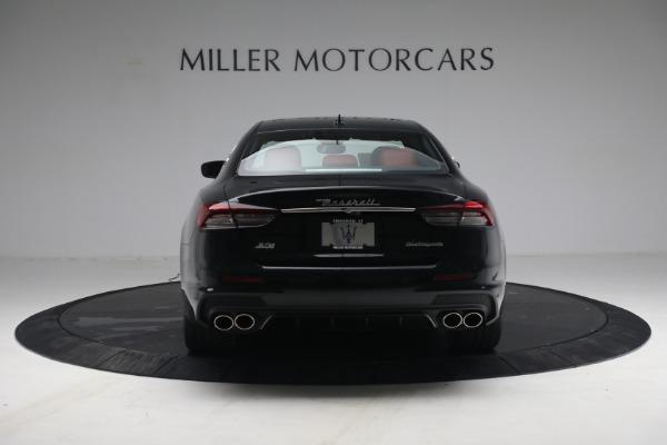 New 2021 Maserati Quattroporte S Q4 for sale $119,589 at Alfa Romeo of Westport in Westport CT 06880 6