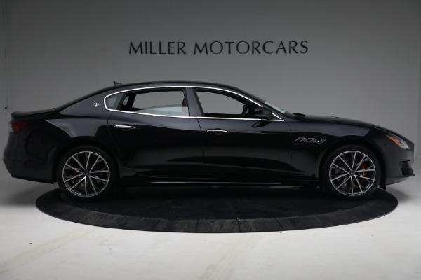 New 2021 Maserati Quattroporte S Q4 for sale $119,589 at Alfa Romeo of Westport in Westport CT 06880 9