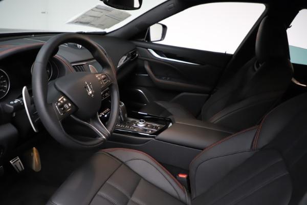 New 2021 Maserati Levante Q4 GranSport for sale $92,735 at Alfa Romeo of Westport in Westport CT 06880 14