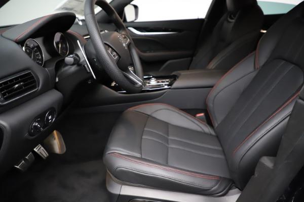 New 2021 Maserati Levante Q4 GranSport for sale $92,735 at Alfa Romeo of Westport in Westport CT 06880 16