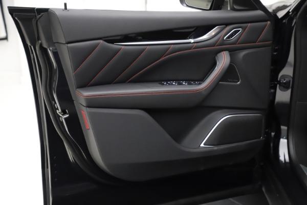 New 2021 Maserati Levante Q4 GranSport for sale $92,735 at Alfa Romeo of Westport in Westport CT 06880 18