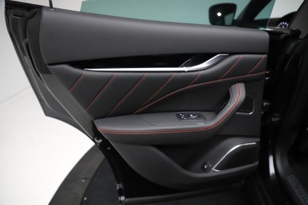 New 2021 Maserati Levante Q4 GranSport for sale $92,735 at Alfa Romeo of Westport in Westport CT 06880 21
