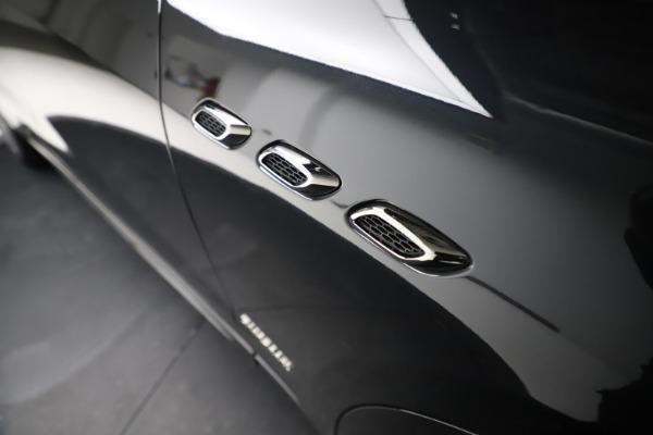 New 2021 Maserati Levante Q4 GranSport for sale $92,735 at Alfa Romeo of Westport in Westport CT 06880 27