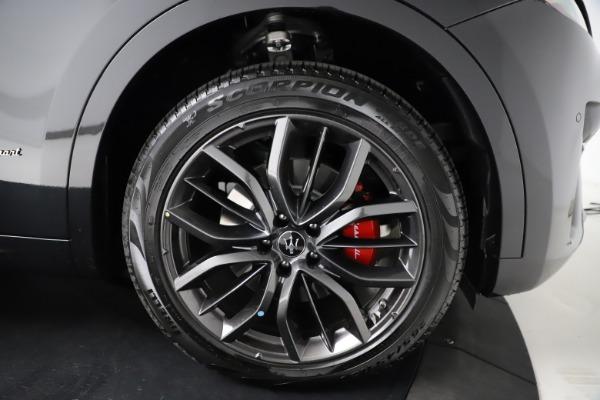 New 2021 Maserati Levante Q4 GranSport for sale $92,735 at Alfa Romeo of Westport in Westport CT 06880 28