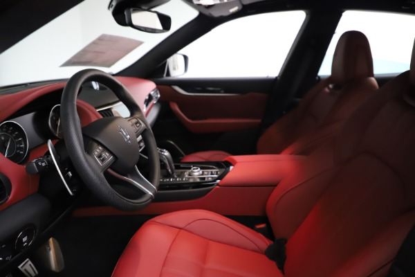 New 2021 Maserati Levante Q4 GranSport for sale $93,685 at Alfa Romeo of Westport in Westport CT 06880 14