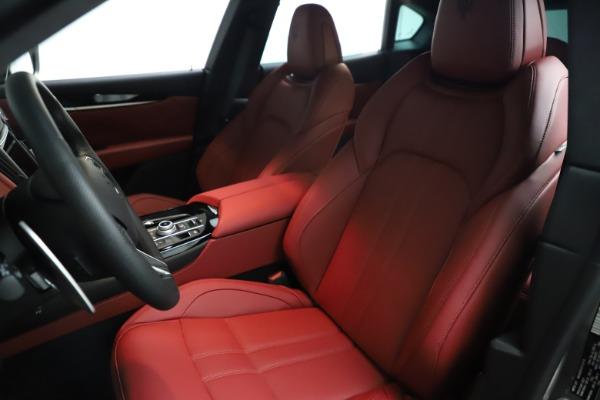 New 2021 Maserati Levante Q4 GranSport for sale $93,685 at Alfa Romeo of Westport in Westport CT 06880 15