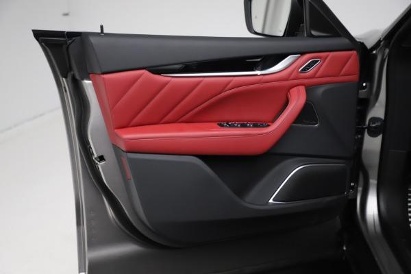New 2021 Maserati Levante Q4 GranSport for sale $93,685 at Alfa Romeo of Westport in Westport CT 06880 17