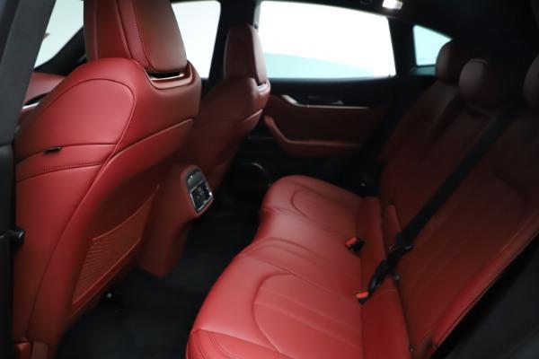 New 2021 Maserati Levante Q4 GranSport for sale $93,685 at Alfa Romeo of Westport in Westport CT 06880 19