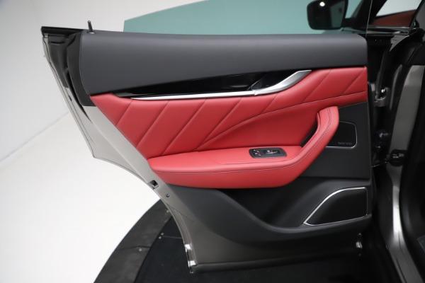 New 2021 Maserati Levante Q4 GranSport for sale $93,685 at Alfa Romeo of Westport in Westport CT 06880 20