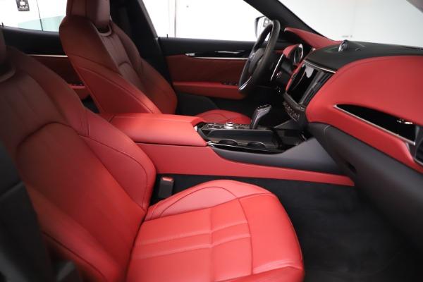 New 2021 Maserati Levante Q4 GranSport for sale $93,685 at Alfa Romeo of Westport in Westport CT 06880 22