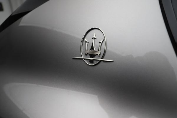 New 2021 Maserati Levante Q4 GranSport for sale $93,685 at Alfa Romeo of Westport in Westport CT 06880 26