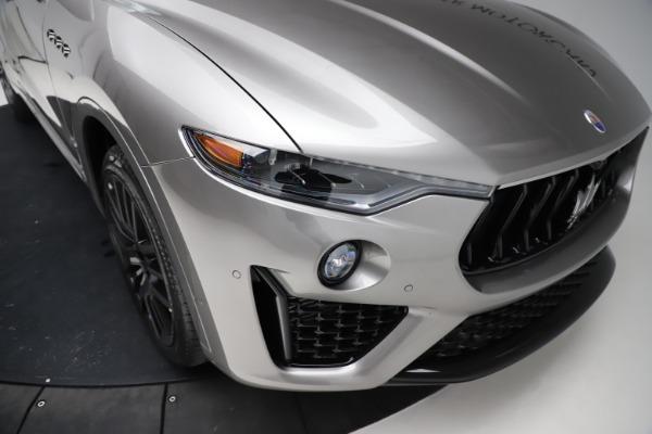 New 2021 Maserati Levante Q4 GranSport for sale $93,685 at Alfa Romeo of Westport in Westport CT 06880 27