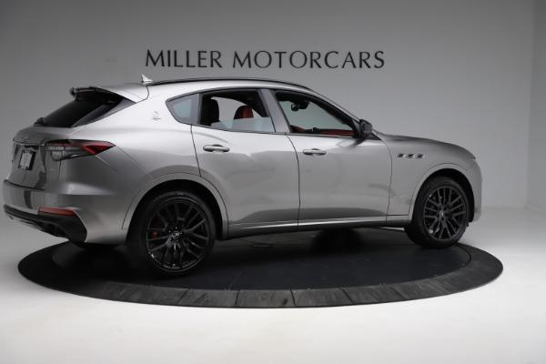 New 2021 Maserati Levante Q4 GranSport for sale $93,685 at Alfa Romeo of Westport in Westport CT 06880 8