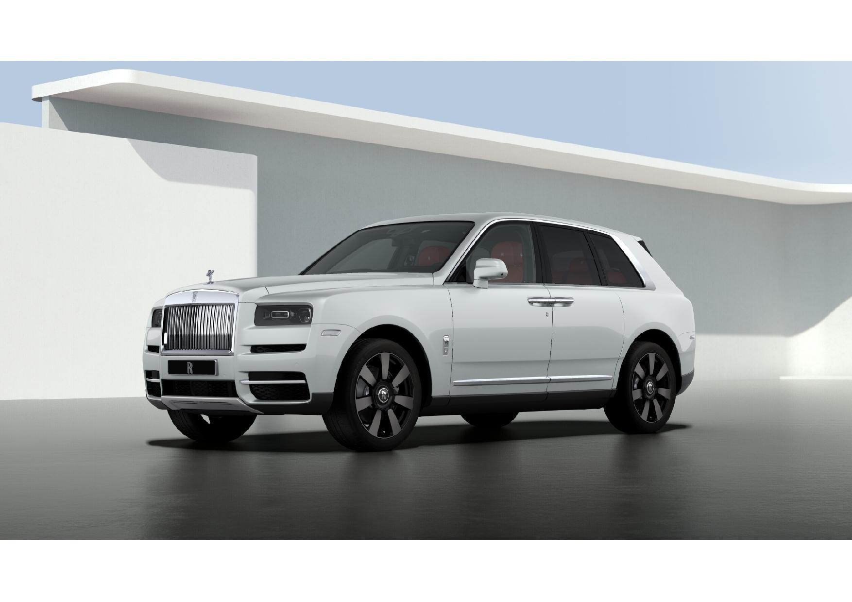 New 2021 Rolls-Royce Cullinan for sale Call for price at Alfa Romeo of Westport in Westport CT 06880 1