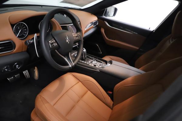 New 2021 Maserati Levante Q4 GranSport for sale $91,385 at Alfa Romeo of Westport in Westport CT 06880 14