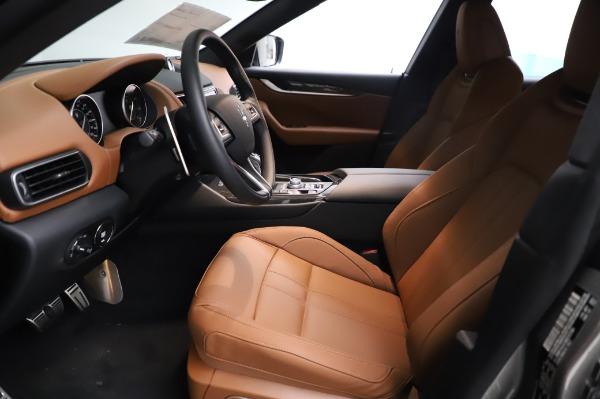 New 2021 Maserati Levante Q4 GranSport for sale $91,385 at Alfa Romeo of Westport in Westport CT 06880 15