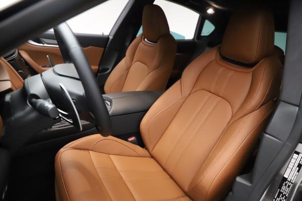 New 2021 Maserati Levante Q4 GranSport for sale $91,385 at Alfa Romeo of Westport in Westport CT 06880 16