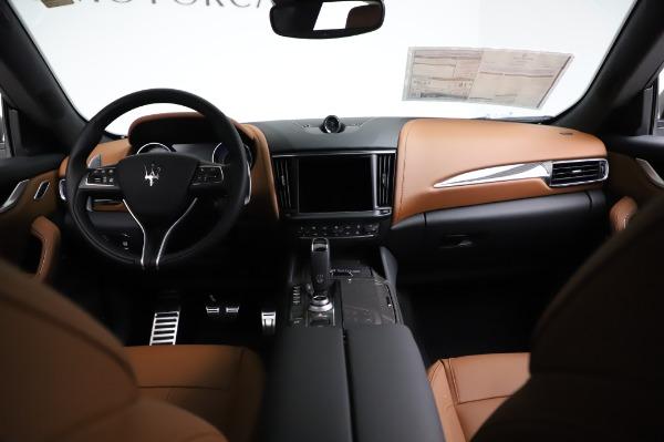 New 2021 Maserati Levante Q4 GranSport for sale $91,385 at Alfa Romeo of Westport in Westport CT 06880 17