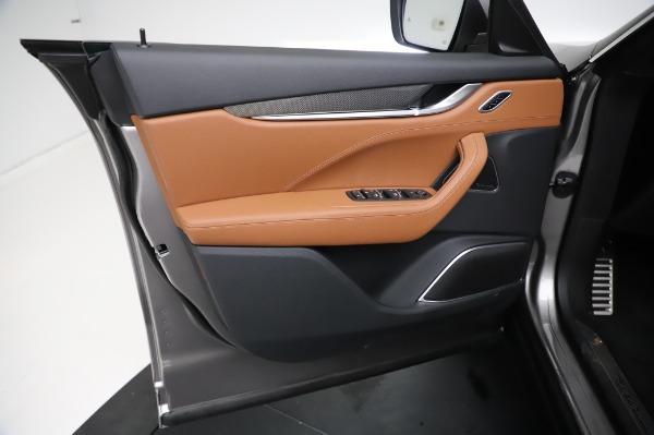 New 2021 Maserati Levante Q4 GranSport for sale $91,385 at Alfa Romeo of Westport in Westport CT 06880 18