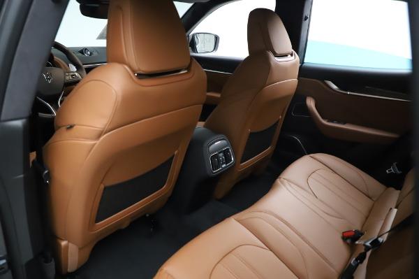 New 2021 Maserati Levante Q4 GranSport for sale $91,385 at Alfa Romeo of Westport in Westport CT 06880 19