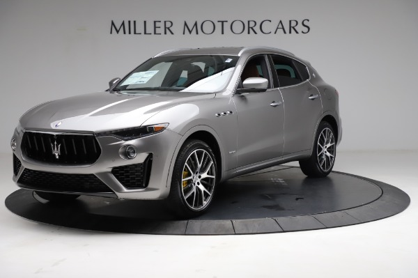 New 2021 Maserati Levante Q4 GranSport for sale $91,385 at Alfa Romeo of Westport in Westport CT 06880 2