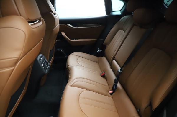 New 2021 Maserati Levante Q4 GranSport for sale $91,385 at Alfa Romeo of Westport in Westport CT 06880 20