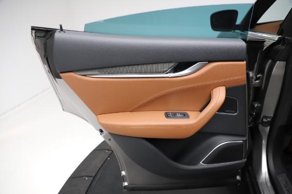New 2021 Maserati Levante Q4 GranSport for sale $91,385 at Alfa Romeo of Westport in Westport CT 06880 21