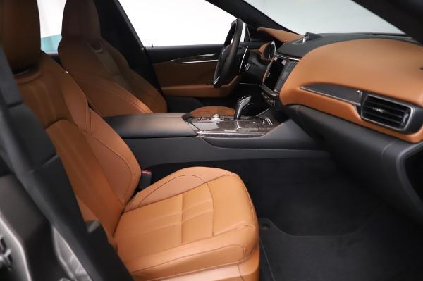 New 2021 Maserati Levante Q4 GranSport for sale $91,385 at Alfa Romeo of Westport in Westport CT 06880 23