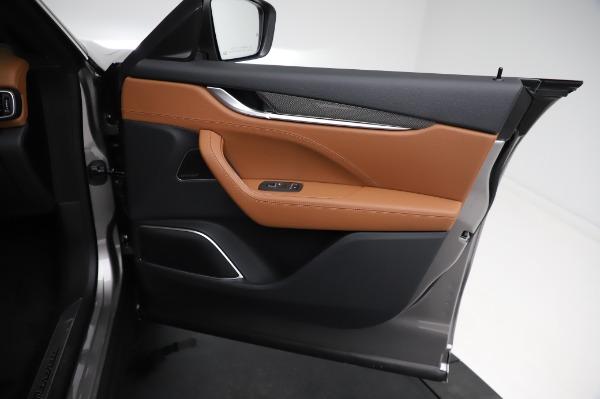 New 2021 Maserati Levante Q4 GranSport for sale $91,385 at Alfa Romeo of Westport in Westport CT 06880 24