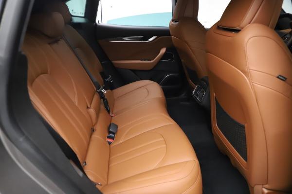 New 2021 Maserati Levante Q4 GranSport for sale $91,385 at Alfa Romeo of Westport in Westport CT 06880 25