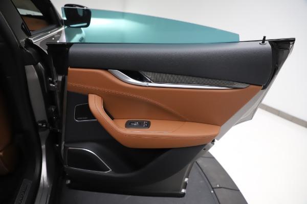 New 2021 Maserati Levante Q4 GranSport for sale $91,385 at Alfa Romeo of Westport in Westport CT 06880 27