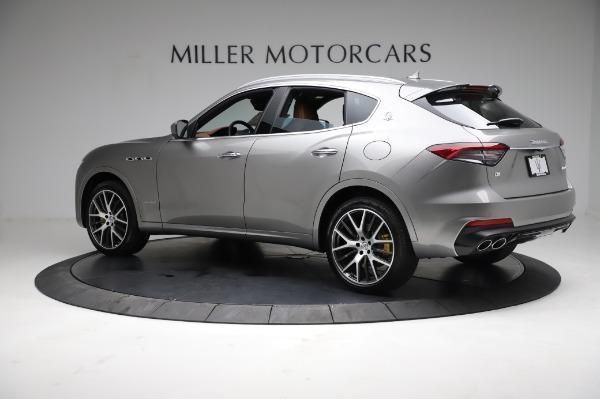 New 2021 Maserati Levante Q4 GranSport for sale $91,385 at Alfa Romeo of Westport in Westport CT 06880 4