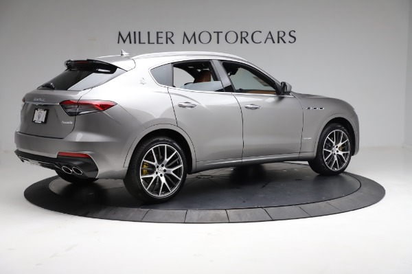 New 2021 Maserati Levante Q4 GranSport for sale $91,385 at Alfa Romeo of Westport in Westport CT 06880 8