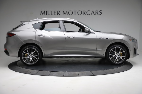 New 2021 Maserati Levante Q4 GranSport for sale $91,385 at Alfa Romeo of Westport in Westport CT 06880 9