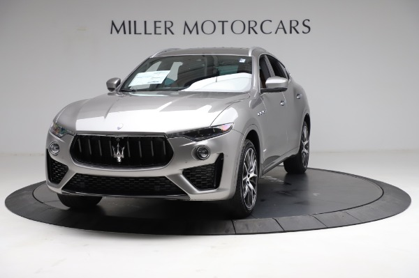New 2021 Maserati Levante Q4 GranSport for sale $91,385 at Alfa Romeo of Westport in Westport CT 06880 1