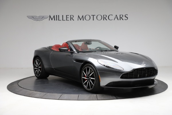 Used 2019 Aston Martin DB11 Volante for sale $211,990 at Alfa Romeo of Westport in Westport CT 06880 10