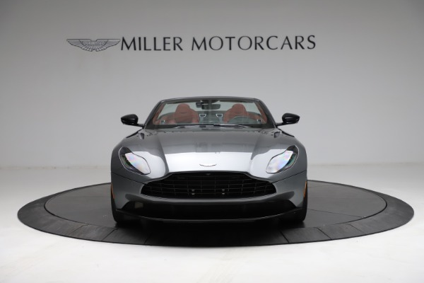 Used 2019 Aston Martin DB11 Volante for sale $211,990 at Alfa Romeo of Westport in Westport CT 06880 11