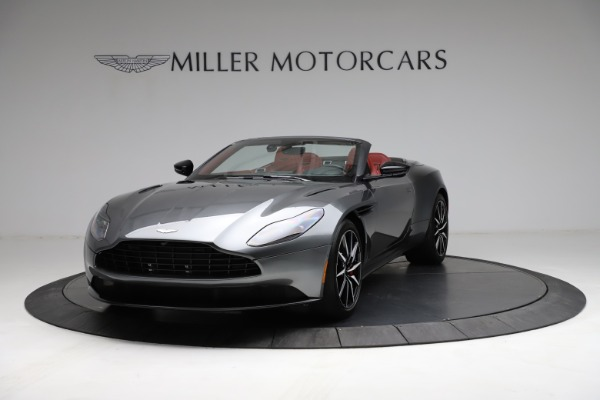 Used 2019 Aston Martin DB11 Volante for sale $211,990 at Alfa Romeo of Westport in Westport CT 06880 12