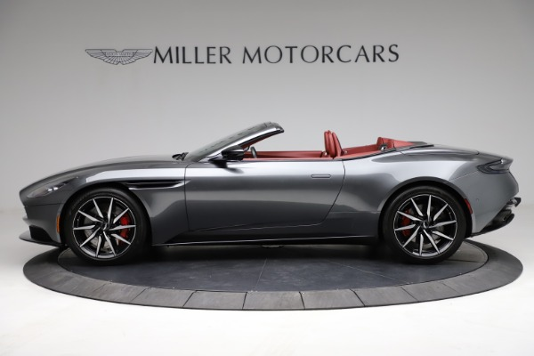 Used 2019 Aston Martin DB11 Volante for sale $211,990 at Alfa Romeo of Westport in Westport CT 06880 2