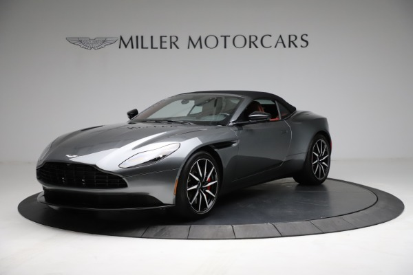 Used 2019 Aston Martin DB11 Volante for sale $211,990 at Alfa Romeo of Westport in Westport CT 06880 22