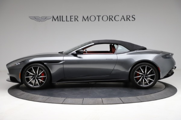 Used 2019 Aston Martin DB11 Volante for sale $211,990 at Alfa Romeo of Westport in Westport CT 06880 23