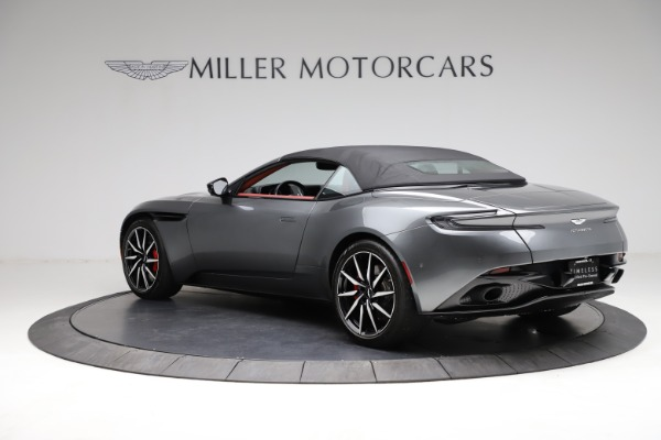 Used 2019 Aston Martin DB11 Volante for sale $211,990 at Alfa Romeo of Westport in Westport CT 06880 24