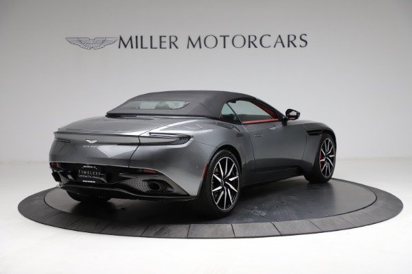 Used 2019 Aston Martin DB11 Volante for sale $211,990 at Alfa Romeo of Westport in Westport CT 06880 25
