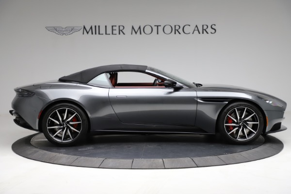Used 2019 Aston Martin DB11 Volante for sale $211,990 at Alfa Romeo of Westport in Westport CT 06880 26